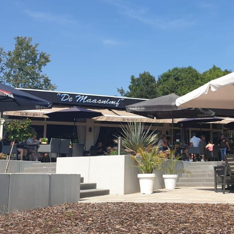 Brasserie De Maasnimf - terras